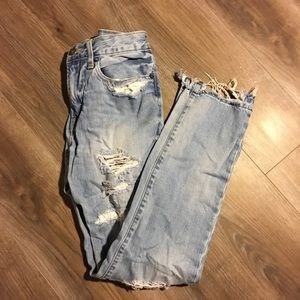 American Eagle Outfitters denim